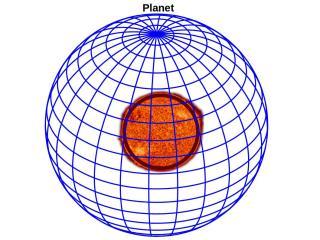 Planet_mit_Kern