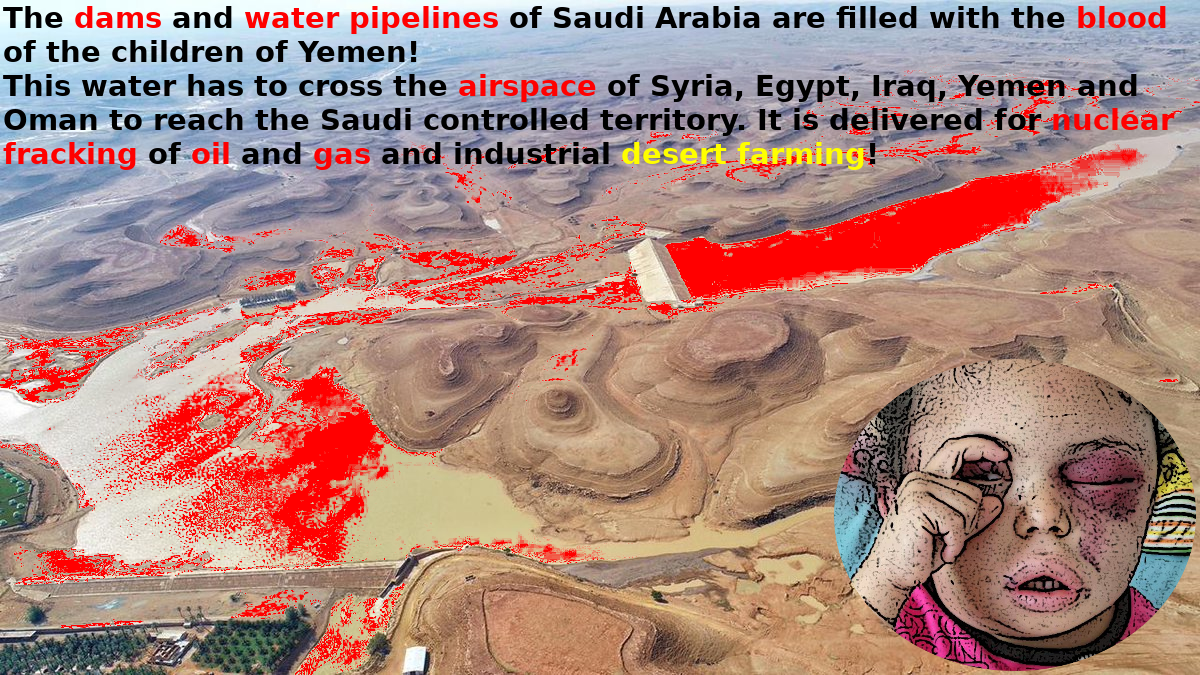 Saudi_dams_pipelines_filled_with_Yemeni_blood